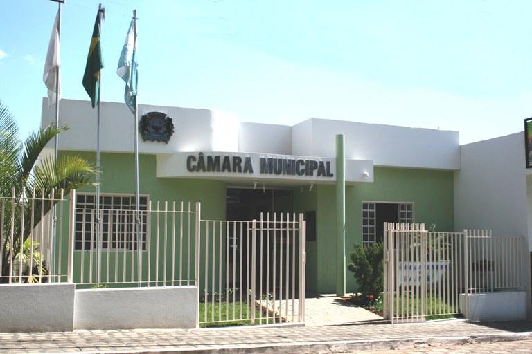 Frente Câmara Municipal de Pains