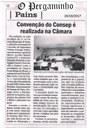 Convenção do CONSEP é realizada na Câmara