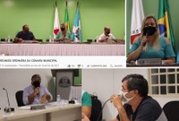 Câmara amplia acesso à informação com transmissão ao vivo das Reuniões