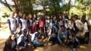 Jovens  do Parlamento Jovem realizam visita cultural