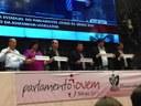 Parlamento Jovem encerra atividades em Belo Horizonte