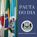 Pauta do dia 01/02/2021: 1ª Reunião Ordinária