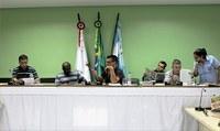 Projeto de Lei e Prontuário Eletrônico são temas de reunião