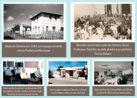 Separação administrativa da Câmara Municipal de Pains completa 26 anos